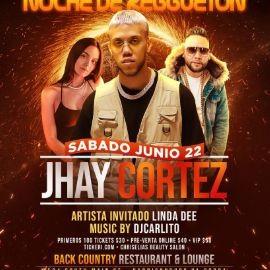 Image for Noche de Reggaeton con Jhay Cortez en Harrisonburg,VA