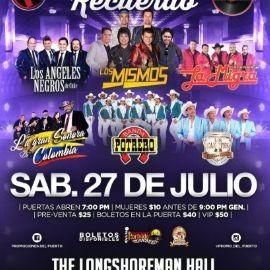 Image for Los Angeles Negros de Chile,Los Mismos,La Gran Sonora y Mucho Mas en Concierto en Los Angeles,CA