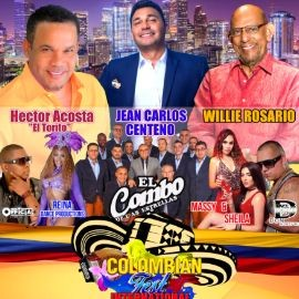 Image for Colombian Fest Houston 2019 - TICKETS AVAILABLE AT THE DOOR!!! $25 CASH!