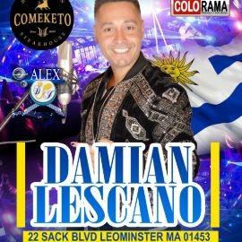 Image for Damian Lescano En Concierto en Leominster, MA