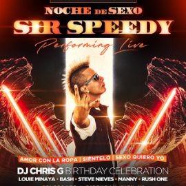 Image for Memorial Day Weekend Noche De Sexo Sir Speedy Live at Doha Nightclub