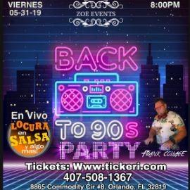 Image for Back To 90s 2da Edición
