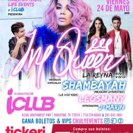Image for Ivy Queen,Shambayah, y Mucho Mas en Concierto en Houston,TX