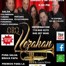 Image for Gran concierto de Salsa por el dia del Padre  ORQUESTA DEL MOMENTO REZAKAN
