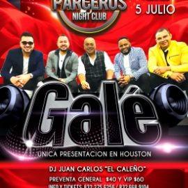 Image for Grupo Gale en Concierto en Houston