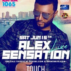 Image for Alex Sensation Live In Tampa