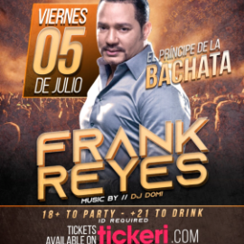 Image for FRANK REYES