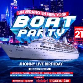 Image for UN VERANO EN NY.  BOAT PARTY.