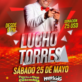 Image for Lucho Torres Stand Up Comedy  en Miami,FL