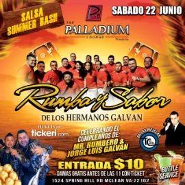 Image for Salsa Summer Bash @ The Palladium
