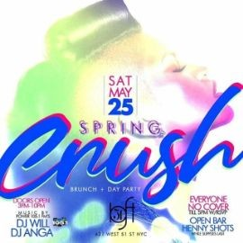 Image for Spring Crush Brunch Day Party At Loft 51