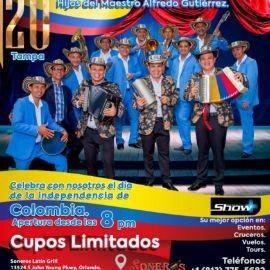 Image for Los Corralejos de Majagual en Concierto en Tampa,FL