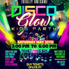 Image for Disco Glow Kids Party
