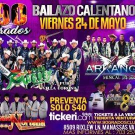 Image for Banda Maguey, Arkangel Musical y Mas en Concierto