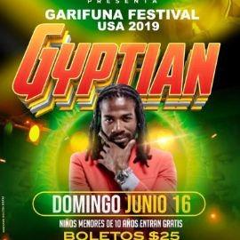 Image for Garifuna Festival con Gyptian en New Orleans