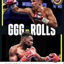 Image for Fight Night Party - Golovkin Vs Rolls