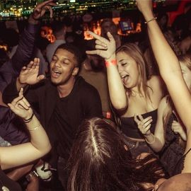 Image for NYC Hip Hop vs. Reggae Yacht Party Cruise at Skyport Marina Cabana Yacht 2019
