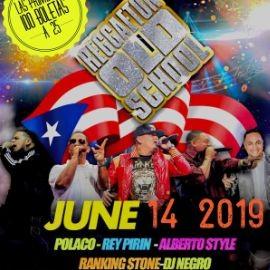 Image for Reggaeton Old School con Alberto Style, Polaco, Rey Pirin Y mas En Concierto en Jacksonville,FL
