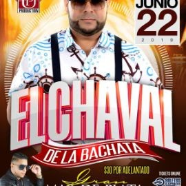 Image for El Chaval de la Bachata en Concierto en Brooklyn,NY