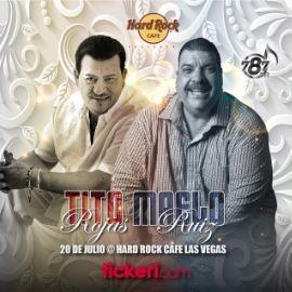Image for Tito Rojas & Maelo Ruiz en Las Vegas,NV