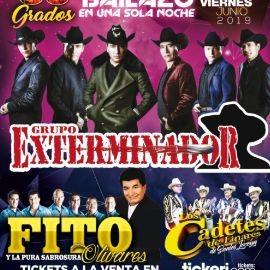 Image for Grupo Exterminador,Fito Olivares y Mucho Mas en Concierto en Manassas,VA