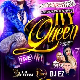 Image for Ivy Queen en Vivo en Newburgh,NY
