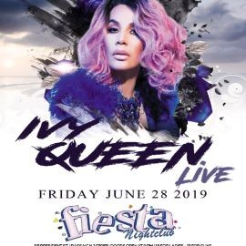 Image for IVY QUEEN LIVE ON STAGE :: FIESTA NIGHT CLUB