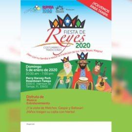 Image for Fiesta de Reyes 2020 / Domingo 5th Enero