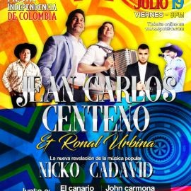 "Image for Fiesta Independencia de Colombia ""Jean Carlos Centeno & Friends"" en Senor Frogs Orlando"