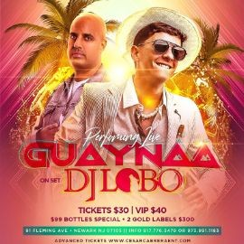 Image for Guaynaa Live At Baru Lounge