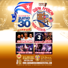 Image for Cuban American Music Festival 2019