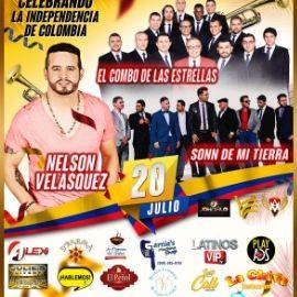 Image for El Combo de las Estrellas, Nelson Velasquez  En Concierto en Revere,MA