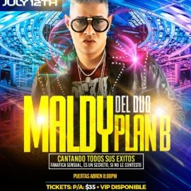 Image for MALDY DEL DUO PLAN-B
