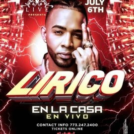 Image for Lirico en la casa por primera vez en Chicago