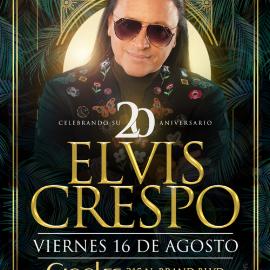 Image for ELVIS CRESPO EN LOS ANGELES