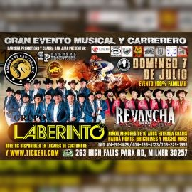 Image for GRAN EVENTO MUSICAL Y CARRERERO