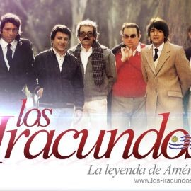 Image for LOS IRACUNDOS LIVE