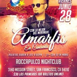 Image for Amarfis En San Francisco!
