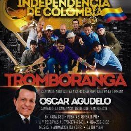 Image for INDEPENDENCIA DE COLOMBIA EN ATLANTA - TROMBORANGA & OSCAR AGUDELO