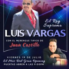 Image for Luis Vargas & Juan Castillo.