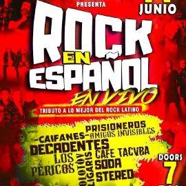Image for Tributo Rock en Español