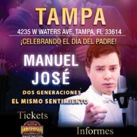 Image for Celebrando el dia del Padre con Manuel Jose en Tampa