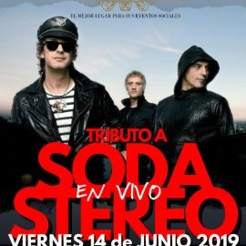 Image for Tributo a Soda Stereo en Dallas,TX