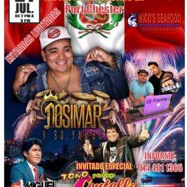 Image for Festival Peruano con Josimar y su Yambu, Grupo Centella y mas en NY
