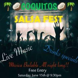 Image for COQUITOS BAR SALSA FEST