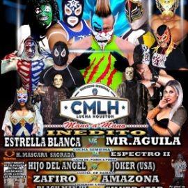 Image for Lucha Houston Estrella Blanca vs Mr Aguila y Muchos Más en Pasadena,TX