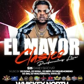 "Image for El Mayor ""Clasico"" Live In Concert"