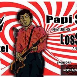 Image for Papi Saicos - original member of Los Saicos w Los Sadicos