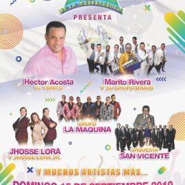 Image for 14TH FESTIVAL SALVADORENISIMO