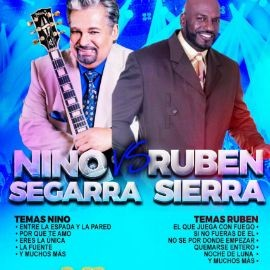 Image for Nino Segarra vs Ruben Sierra en Concierto en Woodside,NY